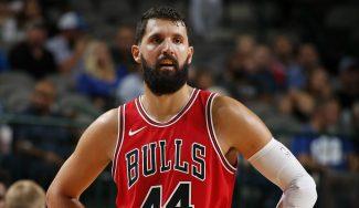 Mirotic ultima su regreso: vuelve al banquillo de los Bulls y ya entrena con sus compañeros