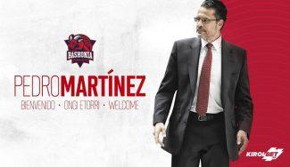 El Baskonia ya tiene entrenador: vuelve el vigente campeón ACB, Pedro Martínez