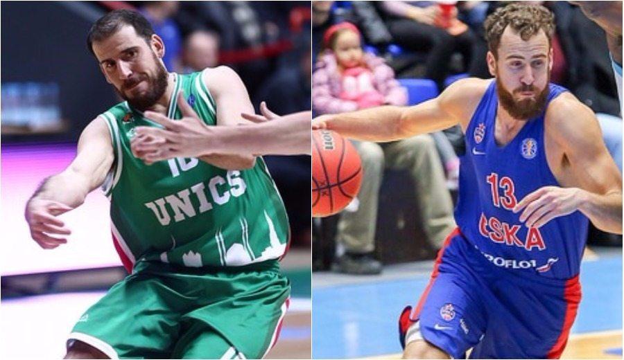 Colom y Sergio Rodríguez, reconocidos en la VTB: jugarán el All-Star