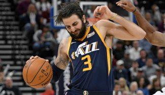 El Ricky más anotador resucita a los Jazz para batir a los Mavericks con 20 puntos (Vídeo)