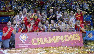 España Femenina da su lista para la primera ventana: repiten 9 campeonas del Europeo