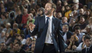 """Sito, """"preocupado"""" por la derrota del Barça con el Murcia y la racha: defiende a Pressey"""