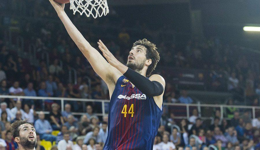 Ante Tomic renueva dos temporadas más con el Barcelona