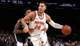 Buen debut de Willy en la preparación de los Knicks: 10 rebotes y un pase mágico (Vídeo)