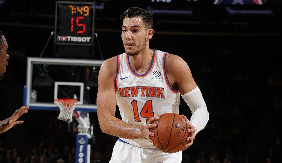 """Willy, sobre su situación en los Knicks: """"Sé lo que puedo hacer, no he perdido la confianza"""""""