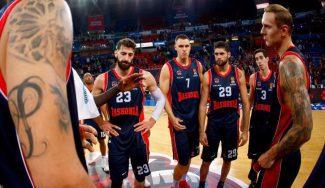 """""""No es culpa suya"""". Jugadores del Baskonia en casa de Prigioni para evitar su dimisión"""