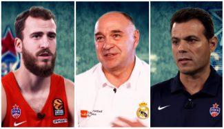 El regreso del Chacho a Madrid: hablan Laso, Itoudis y el propio Sergio Rodríguez (Vídeo)