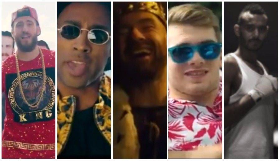 El Chacho, Granger, el rey Spanoulis, Doncic y Hanga dan el cante por la Euroliga (Videoclip)