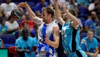 Henk Norel, a la altura de Bourousis: enlaza dos MVP de la jornada con 30 de valoración