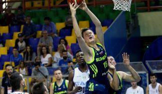 El joven baskonista Jurij Macura, en la lista inicial de Eslovenia para las ventanas FIBA