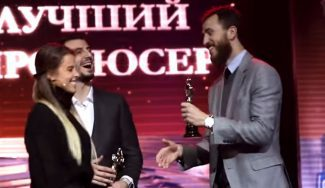 El Chacho más bailongo brilla en el fiestón inaugural del CSKA: gana un 'Oscar' (Vídeo)