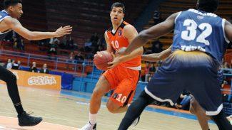 ¡47 puntos con 20 años! El increíble partido del joven Nik Slavica en Liga Croata (Vídeo)