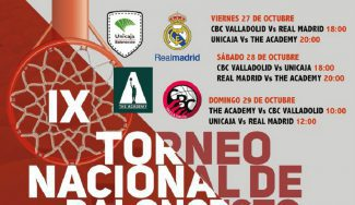 ¿Piensas en basket? La divertida promoción del Torneo Cadete Villa de Laguna (Vídeo)