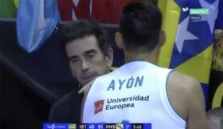 Otra baja en el juego interior del Madrid: Gustavo Ayón, KO por otra lesión de hombro
