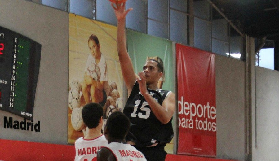 Torneo FLL. Recital de Víctor Chuka para dar el tercer puesto a Torrelodones