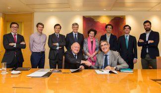 Euroliga y FBC firman un acuerdo de colaboración de apoyo al baloncesto colegial