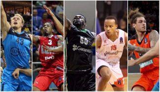 Top-10 Eurocup: 4 ex ACB y un ex LEB brillan junto a un doble póster al Granca (Vídeo)