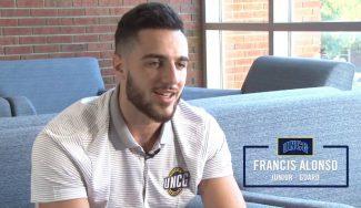 Francis Alonso habla antes del inicio de la  NCAA: gira por España y su espina clavada