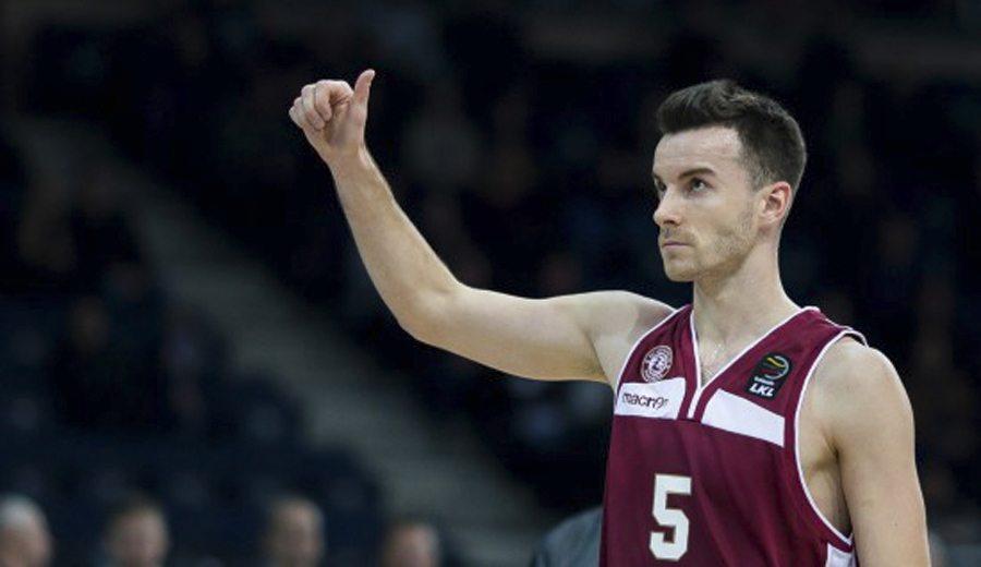 Recital de un ex ACB en Eurocup: Juskevicius enchufa 7 triples en sólo 4 minutos (Vídeo)