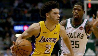 Lonzo Ball hace historia: supera a LeBron y firma el triple-doble NBA más precoz (Vídeo)
