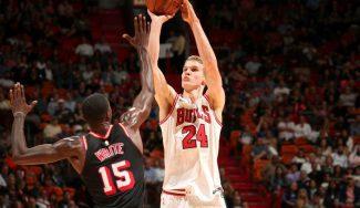 Markkanen sigue brillando en los Bulls: bate en Miami su récord anotador NBA (Vídeo)