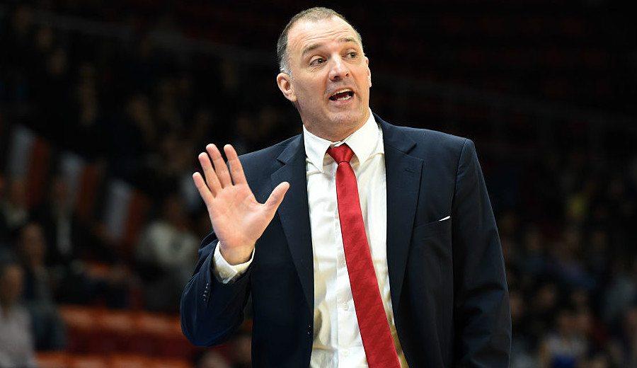 Veljko Mrsic, nuevo entrenador del Bilbao: vuelve a la ACB tras dos etapas como jugador