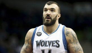 El ex NBA Pekovic, con problemas en Serbia: encuentran armas y drogas en un coche suyo