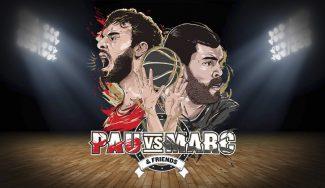 Pau vs Marc: se retan tras el salto del All Star para un partido el próximo verano (Vídeo)