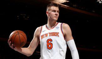 Porzingis pide refuerzos de nivel a los Knicks: «Quiero jugar playoffs»