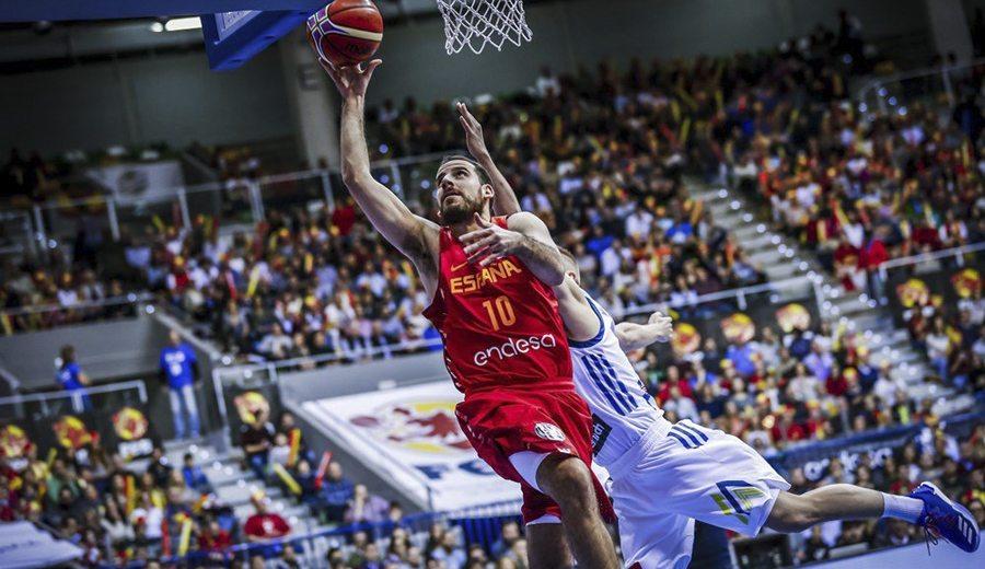 España tumba a la campeona del Eurobasket: Colom guía, Vidal enchufa y Saiz vuela (Vid)