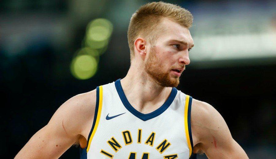 Los Indiana Pacers ponen a Domantas Sabonis en el mercado