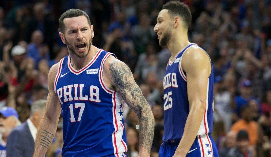 Los Philadelphia 76ers, a un paso de eliminar a los Miami Heat