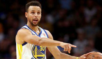Los Warriors carburan: tercer cuarto mágico en Denver con 'showtime' de Curry (Vídeo)