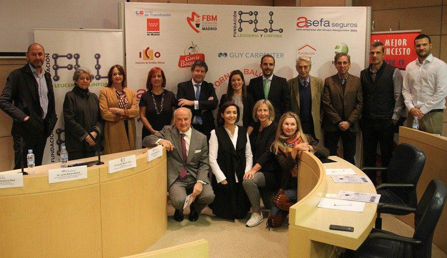 Presentado el VIII Fundación Leucemia y Linfoma: «El futuro de nuestro basket»