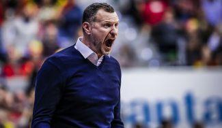 """El técnico de Eslovenia critica las ventanas FIBA tras caer ante España: """"No son justas"""""""