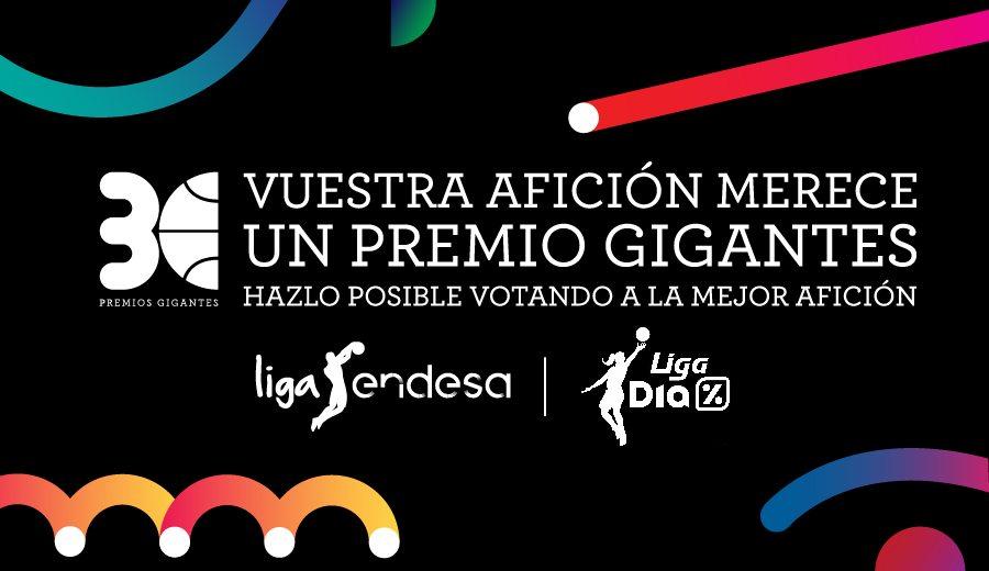 Premios Gigantes: Buscamos a la mejor afición de España. Abiertas las votaciones. ¡Participa!