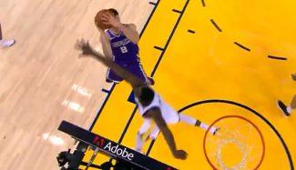 La NBA descubre a Bogdan Bogdanovic: mete la canasta ganadora ante los Warriors (Vídeo)
