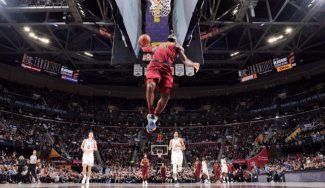 LeBron, imparable: último cuarto letal para ganar a los Nets y hacer más historia (Vídeo)