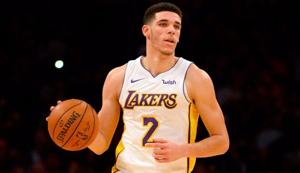 Lo mejor de Lonzo Ball en lo que va de temporada en la NBA