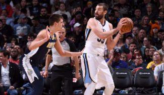 Marc bate su récord NBA de asistencias pero los Grizzlies siguen perdiendo: «Frustrante»