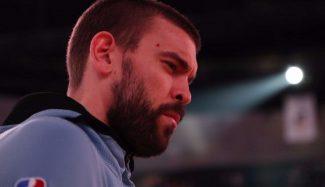 Marc raja tras sumar otra derrota y no jugar en todo el último cuarto: «Frustra y cabrea»