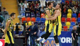 El Fenerbahçe asalta Moscú: 3+1 del Chacho y Melli sentencia sobre la bocina (Vídeos)