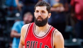 """""""Lo tienen que resolver ellos"""". Mirotic vuelve a entrenar con los Bulls pero esquiva a Portis"""