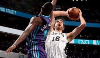 Pau brilla, los Spurs ganan y Popovich critica la injusticia del calendario… del rival (Vídeo)