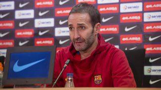 Sito analiza la situación del Barça: «Ningún sistema mío se puede ejecutar a medio gas»