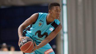 Adams Sola, cuarto debutante más joven del Estu en la ACB