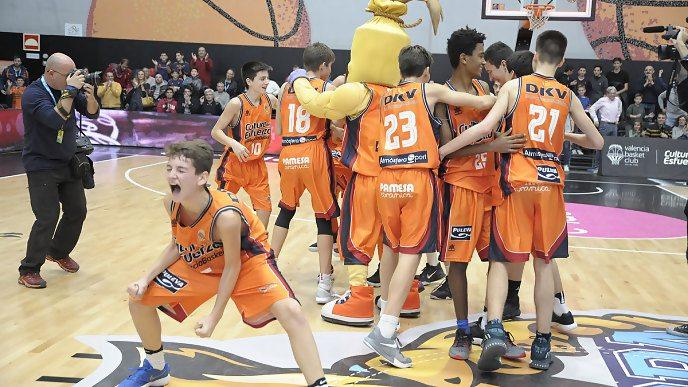 Cuatro equipos sellan su billete para la Minicopa Endesa de Gran Canaria