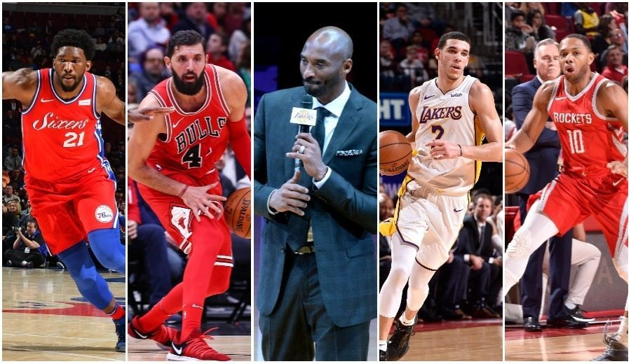 Cinco cosas que te gusten o no han pasado en NBA empezando por Kobe