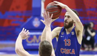 El Chacho decide para el CSKA: 15 puntos en el último cuarto y pase de fantasía (Vídeo)