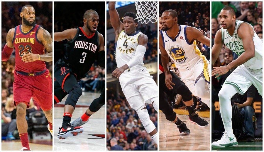 Cinco cosas que te gusten -o no- han pasado en NBA empezando por LeBron, por Jose Ajero